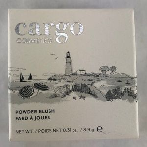Cargo Cosmetics Powder Blush